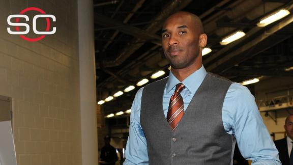 Stephen A. not surprised by Kobe's retirement announcement