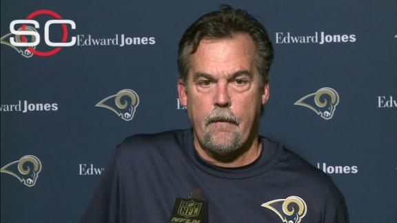 Video - Fisher: 'There's no effort problems on this team'