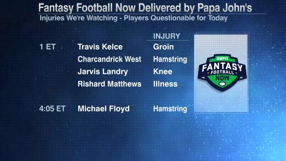 Video - What should owners do with Michael Floyd?