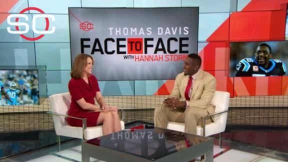 Face to Face: Thomas Davis
