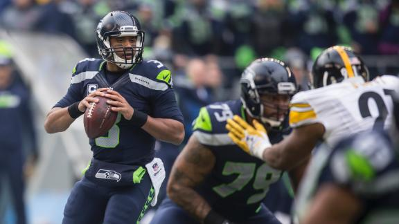 Big Ben suffers concussion in loss to Seahawks