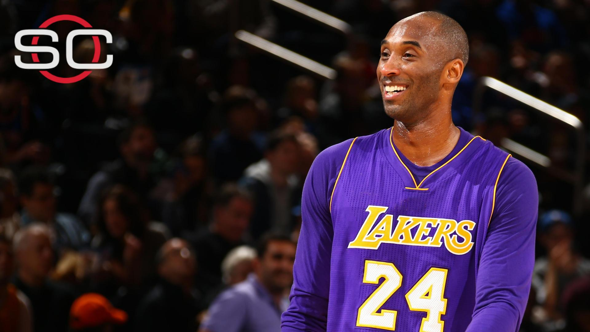 Kobe announces he will retire after this season