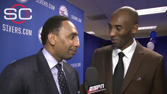 Kobe: 'I feel at peace'