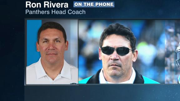 Rivera excited about Finnegan addition