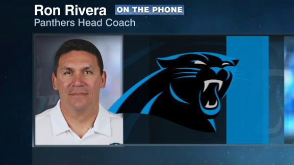 Rivera on Norman's success: We let Josh be Josh