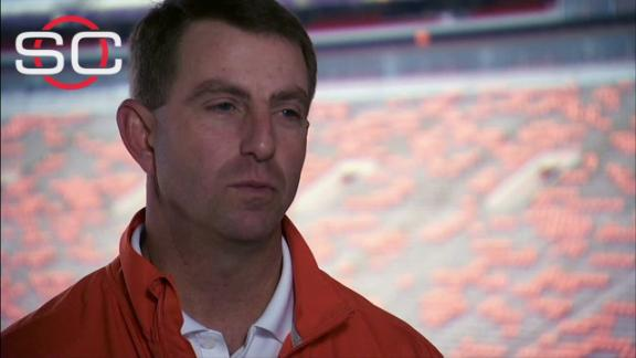 Swinney: Next step is national championship
