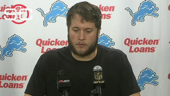 Stafford: 'Not an easy pill to swallow'