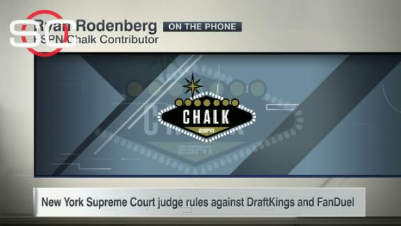 Implication of judge's ruling on DraftKings and FanDuel