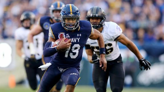 Reynolds, Navy hold off Army