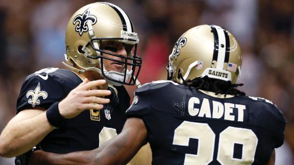 Video - Some hope for Saints fans