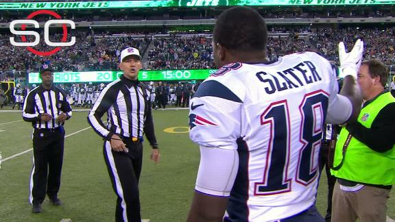 Pats win the coin toss ... and kick?