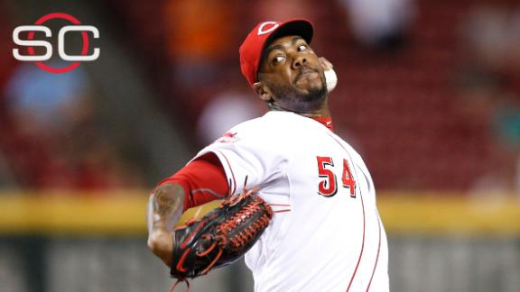 Yankees acquire Chapman