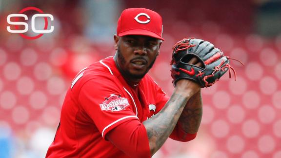 Cashman: Yankees have done 'due diligence' on Chapman