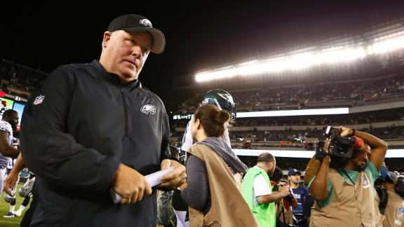 Personnel moves doomed Chip Kelly