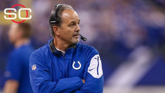 Colts plan to fire Chuck Pagano