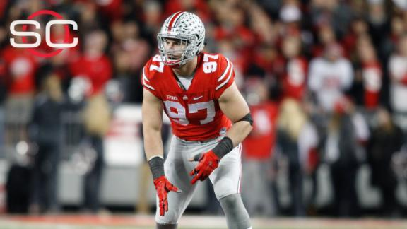 Ohio State trio making early exit for NFL