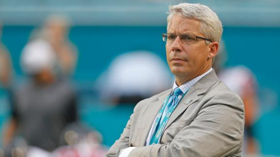 Video - Dolphins part ways with GM Hickey