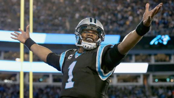 Video - Panthers bounce back to trounce Buccaneers