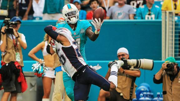 Video - Patriots fall to Dolphins