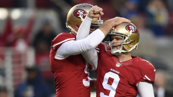 49ers beat Rams in OT
