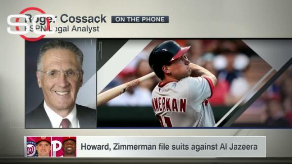 Howard, Zimmerman file defamation suits against Al Jazeera