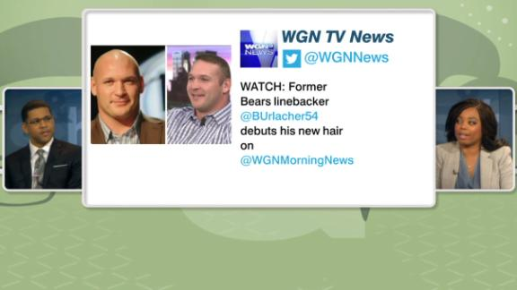 Video - Michael Smith: 'Is that Brian Urlacher?'