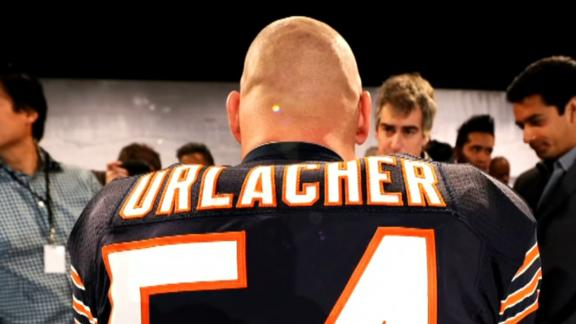 Video - The story behind Brian Urlacher's hair