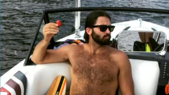 Video - Charlie Whitehurst confronts his image
