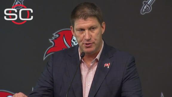 Video - Licht: Bucs are committed to finding the right coach