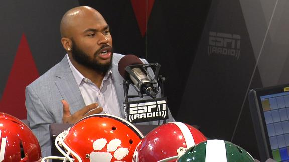 Video - Steve Smith Sr. wants to have a talk with Mike Mitchell
