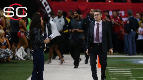 Video - Why Falcons retained GM Dimitroff