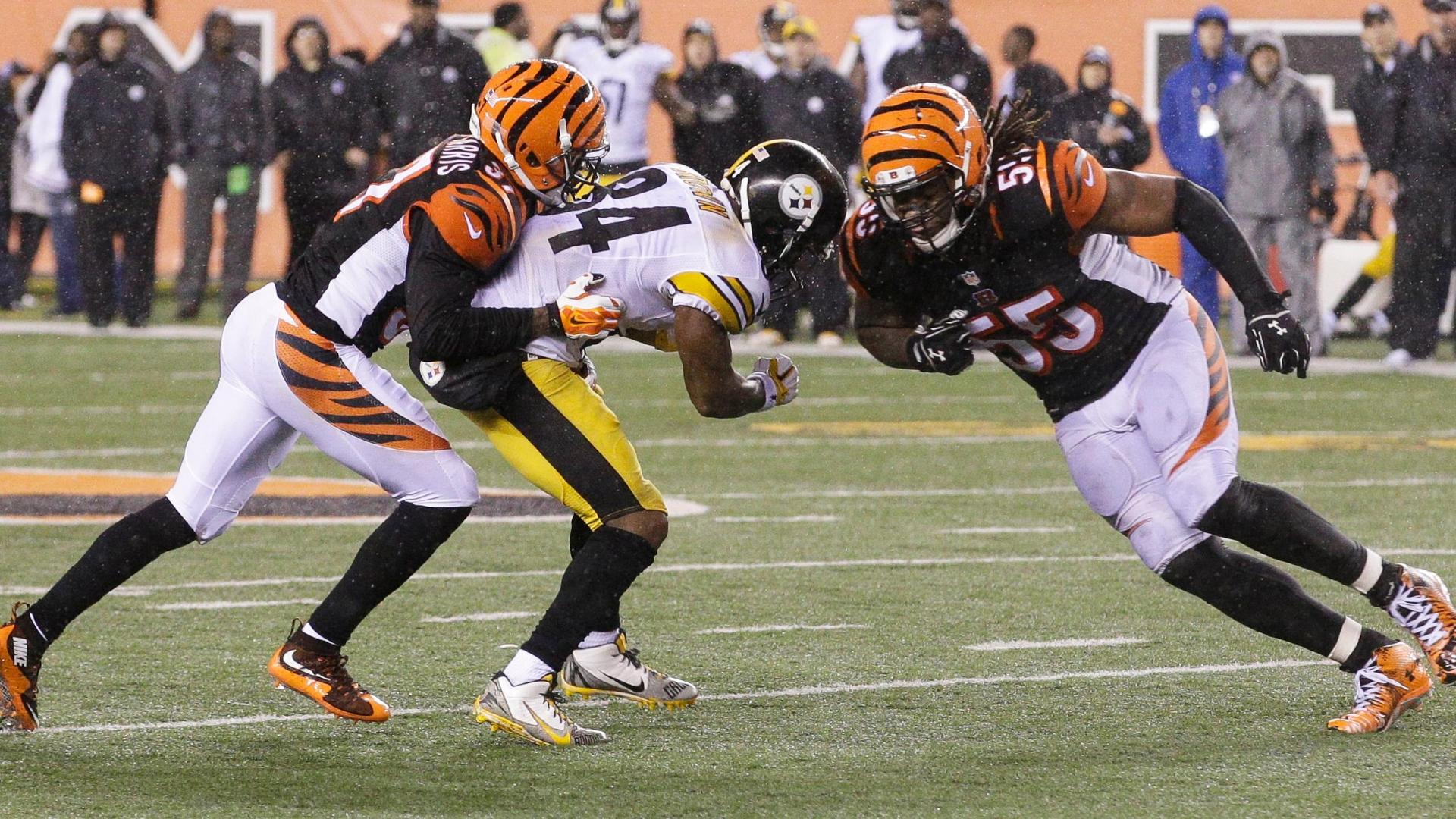 Penalties propel Steelers past Bengals