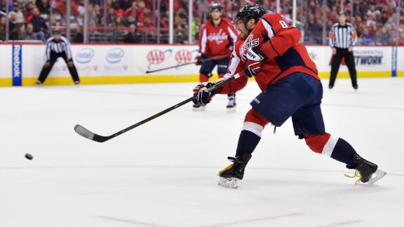 Ovechkin scores 500th goal