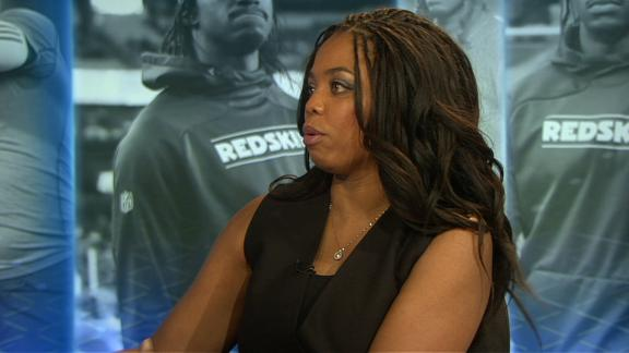 Video - Jemele is rooting for RG III