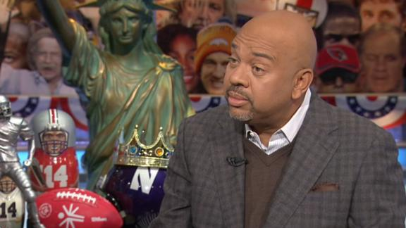 Video - Wilbon on Browns: 'Don't know if anyone can win there'