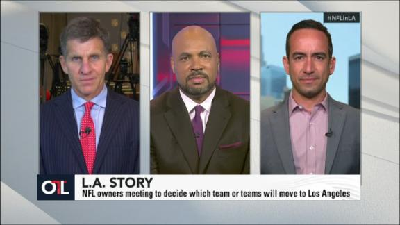 Video - OTL discussion: NFL answers on L.A.