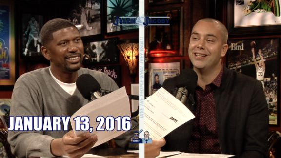 Video - Jalen and Jacoby discuss the Bulls' trouble, Pacman and Chandler ...