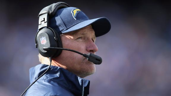 Video - Woodson on Chargers: Why bring Whisenhunt back?