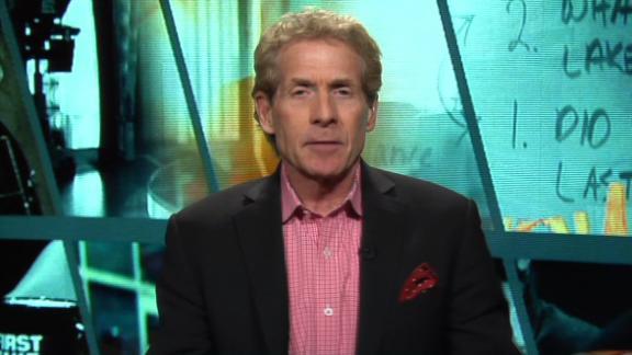 Video - Skip likes how Jones is handling Brown situation