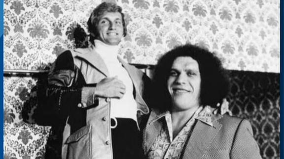 Video - Joe Theismann recruited Andre the Giant to Redskins