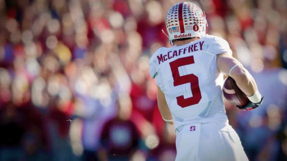 Bowl standouts McCaffrey and Watson back for more