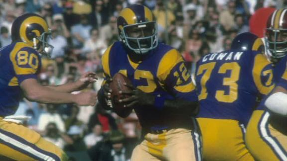 Uni Watch Friday flashback  The history of the Rams  uniforms 11080553a