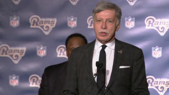 Kroenke happy to be in L.A.