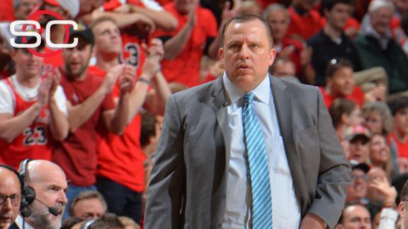 Nets interested in Thibodeau for head coaching job