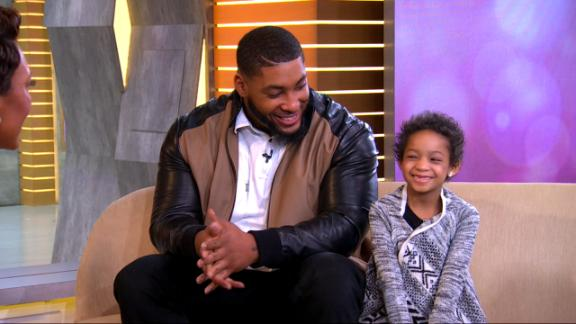 Video - Cancer-free Leah Still, feeling 'really good'
