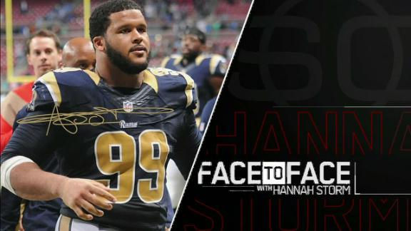 Video - Face-to-Face: Aaron Donald