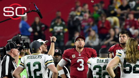 Do Packers have right to be upset about coin toss?