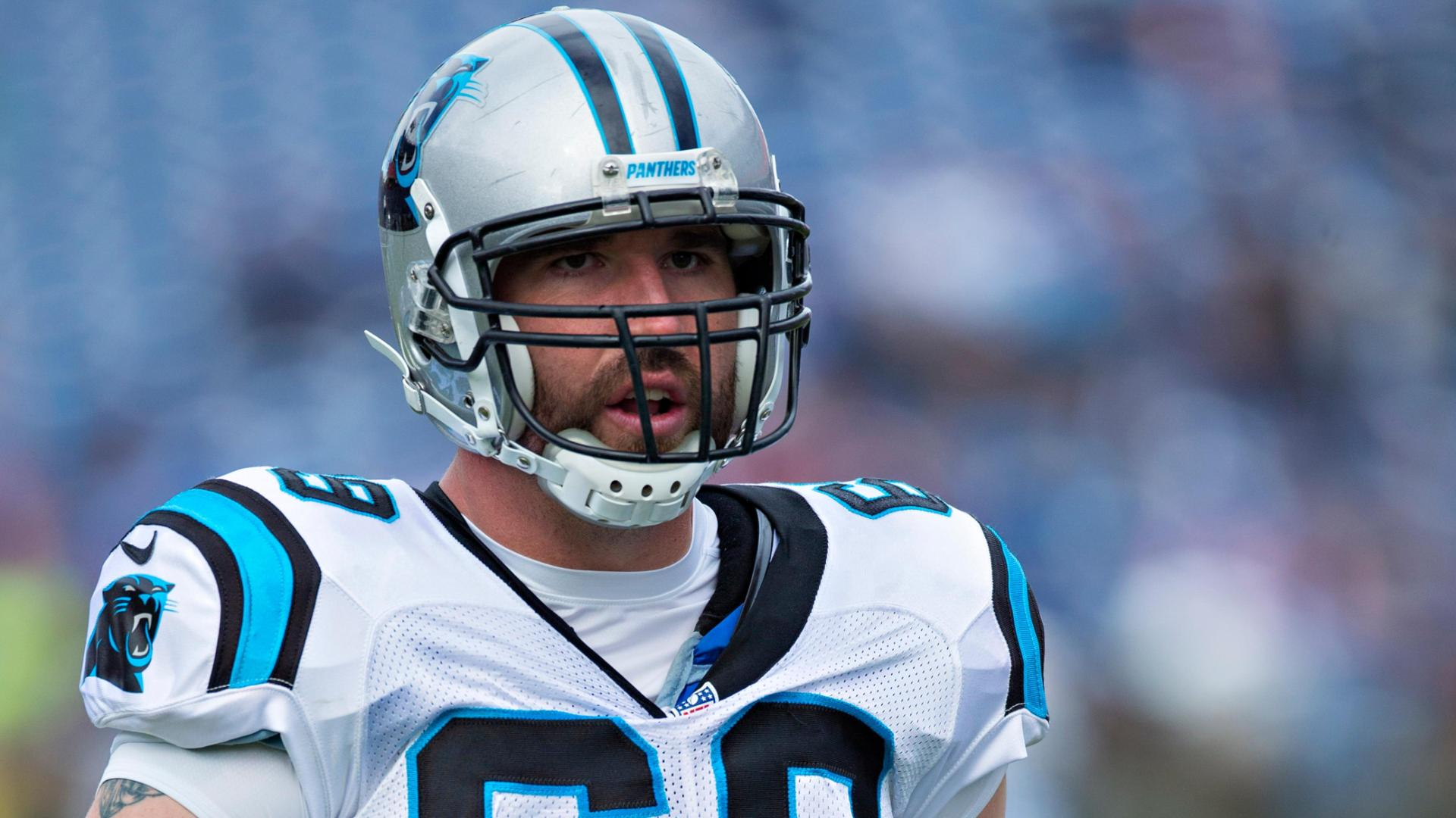 How much will the Panthers miss Jared Allen?