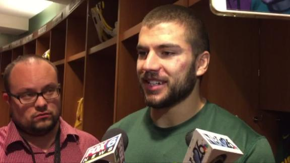 Video - Packers WR Jeff Janis shows what he can do