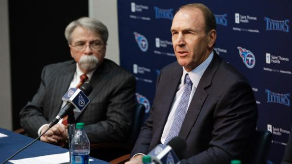 Video - Mularkey: Thrilled to have fresh start with Titans